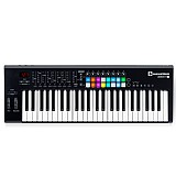 מקלדת שליטה Novation Launchkey 49 MKII