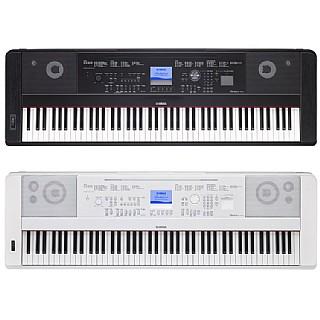 הגדול פסנתר חשמלי Yamaha DGX-660 עם צליל איכותי | Next-Pro YA-05