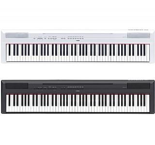 מצטיין פסנתר חשמלי Yamaha P-115 קטן עם מקצבים מובנים | Next-Pro MA-67