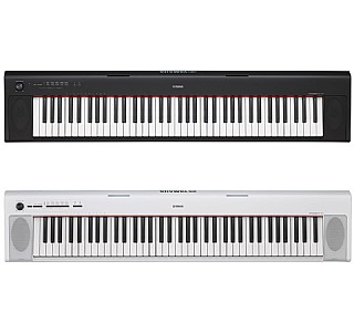 ניס פסנתר חשמלי נייד Yamaha Piaggero NP-32 מקליט | Next-Pro YV-13